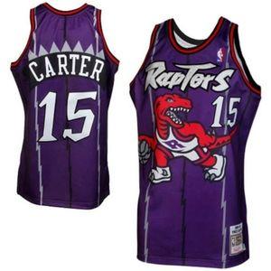 Toronto Raptors Vince Carter Mitchell Ness Jersey